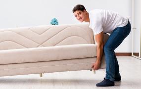 家具の移動サービス